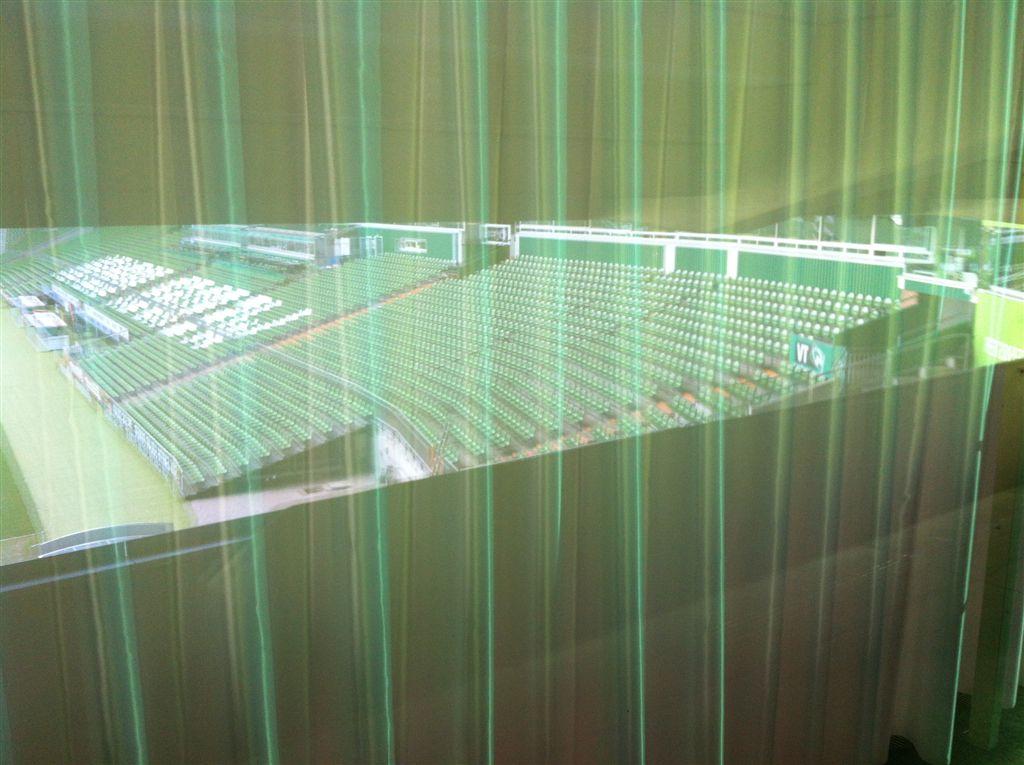 Lutzmann-Kerger-Dreharbeiten-EWE-Spot-Bremer-Weserstadion-20120602-13