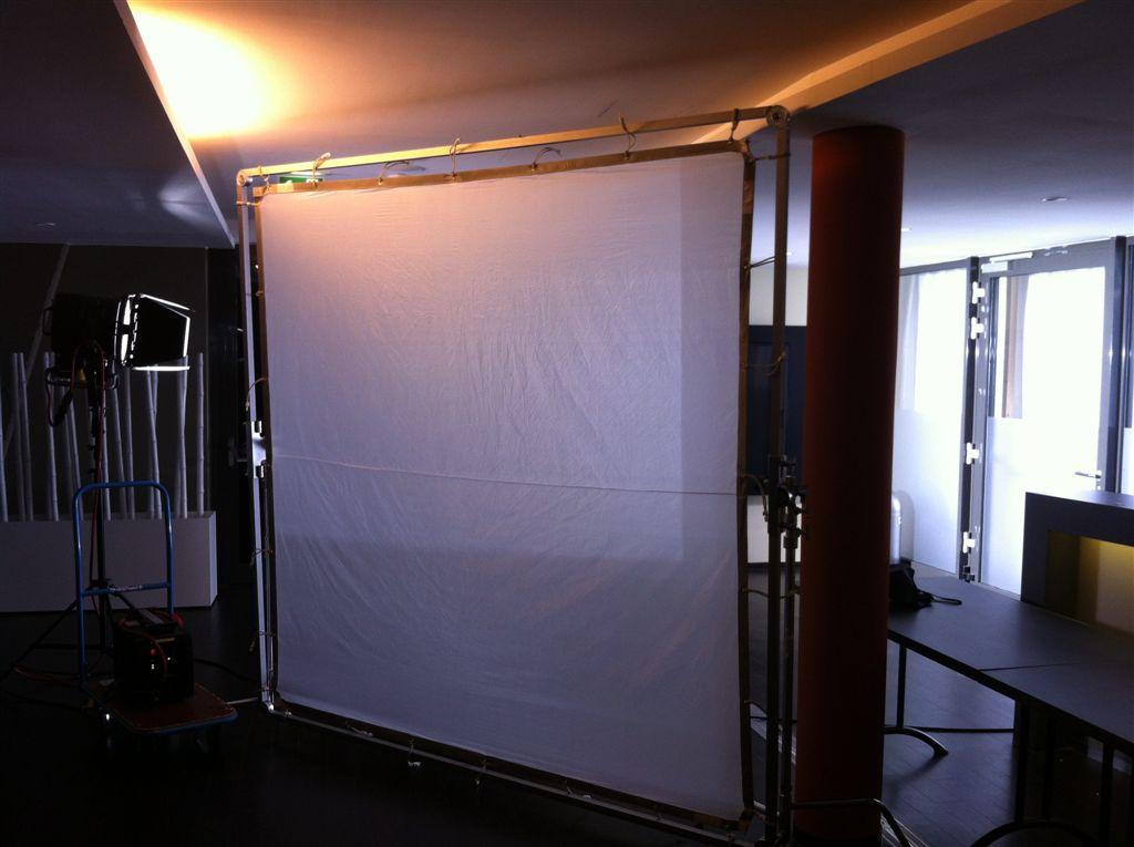 Lutzmann-Kerger-Dreharbeiten-EWE-Spot-Bremer-Weserstadion-20120602-3
