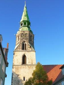 Turmbesteigung Kreuzkirche