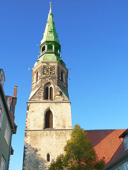 Turmbesteigung Kreuzkirche Altstadt Hannover