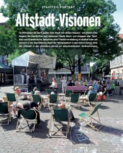 Altstadt Hannover Visionen