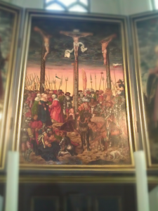 Lucas Cranach Altar Kreuzkirche Altstadt Hannover