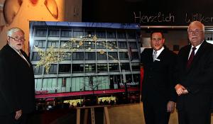 Die Präsentation des neuen Hannover-Stern