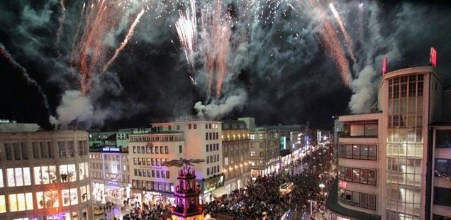Neue Weihnachtsbeleuchtung Altstadt Hannover