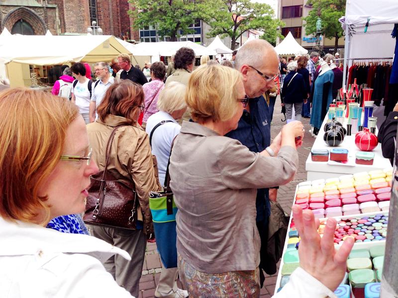 20130615-Markt-Kunst-Handwerk-Marktkirche-Altstadt-Hannover-7