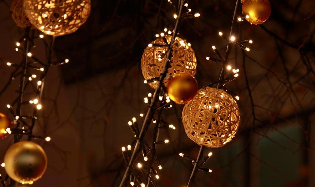 Weihnachtsbeleuchtung Außen Für Große Bäume.Weihnachtsbeleuchtung Hannover Wird Eingeschaltet