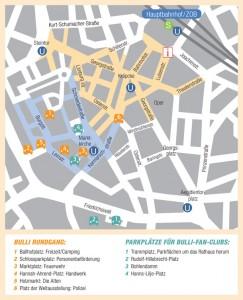 Bulli-Bummel-Karte-Standorte